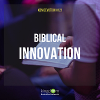Biblical Innovation