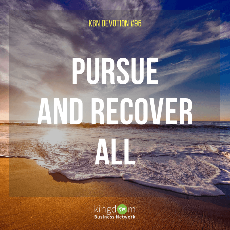 Pursue And Recover All