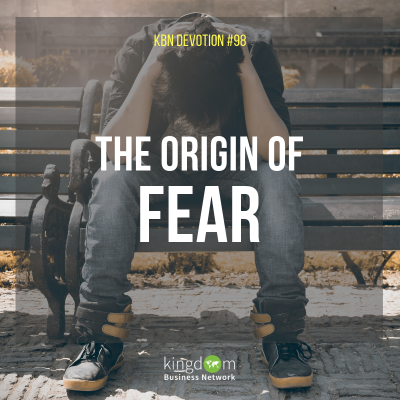 The Origin Of Fear