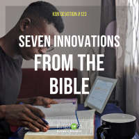 Seven Innovations From The Bible