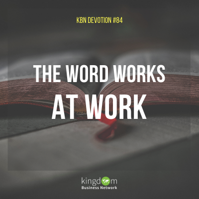 The Word Works at Work