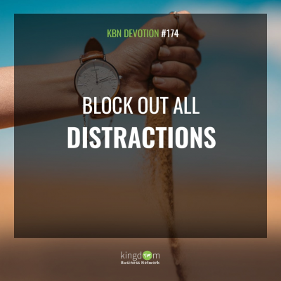 Block-out All Distractions