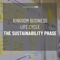 Kingdom Business Life Cycle: The Sustainability Phase